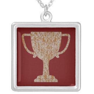 Silver Gold Engraved Award Reward Achiever Jewelry