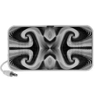 Silver Good Vibrations Doodle Mini Speakers