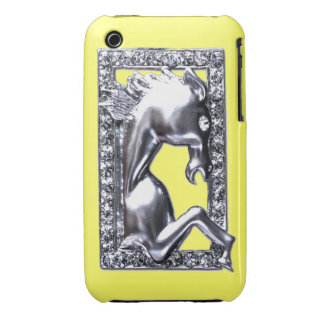Silver Horse Case-Mate iPhone 3 Cases
