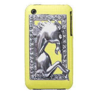 Silver Horse Case-Mate iPhone 3 Case