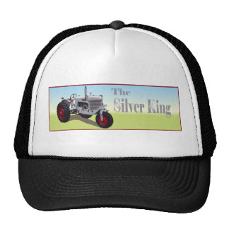 Silver King Tractor Cap