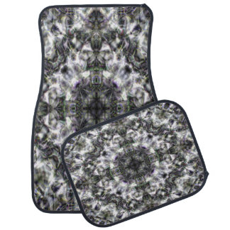 Silver Lace Floor Mat