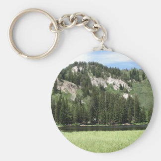 Silver Lake Key Ring