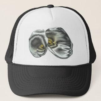 Silver Lilies Trucker Hat