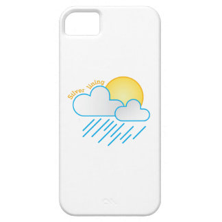 Silver Lining iPhone 5/5S Cases