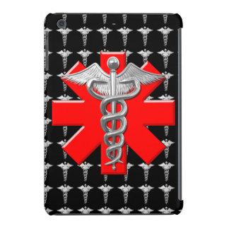 Silver Medical Profession Symbol iPad Mini Retina Case