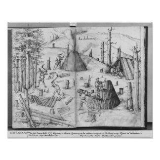 Silver mine of La Croix-aux-Mines, Lorraine 2 Posters