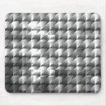 Silver Mosaic Mouse Mats