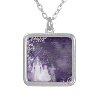 Silver Necklace - Forest of Souls