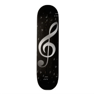 silver notes skate boards