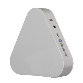 Silver Bluetooth Speaker