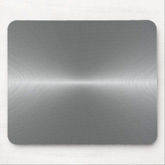 silver perspective mousepad