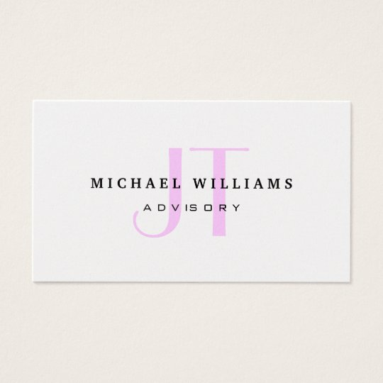 Silver-plated metal elegant professional of golden business card