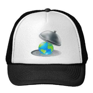 silver platter globe 2012 A5.jpg Trucker Hat