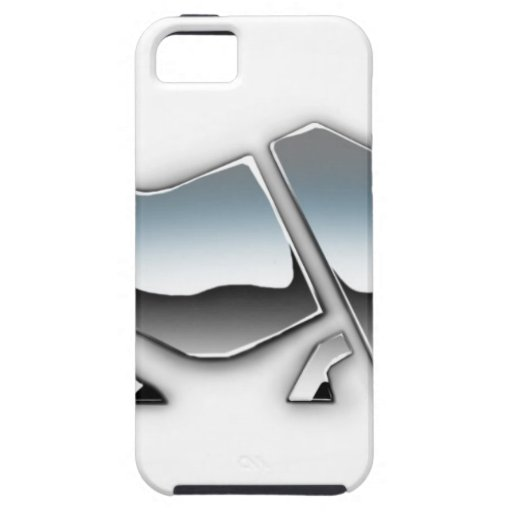 SILVER RHINO iPhone 5/5S CASES