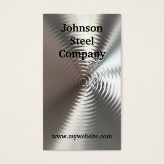 Silver Ripples Business Cards