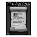 Silver Sage Scrolls™ 004: Aristotle; Character