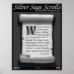 Silver Sage Scrolls™ 009: Jefferson, 2nd Amendment