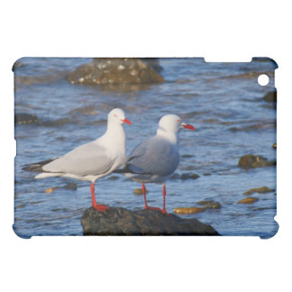Silver Seagulls iPad Mini Cases