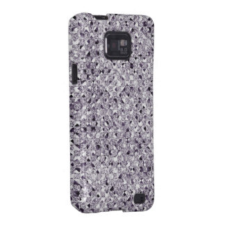 Silver Sequin Effect Phone Cases