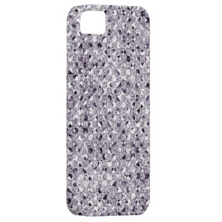 Silver Sequin Effect Phone Cases Barely There iPhone 5 Case