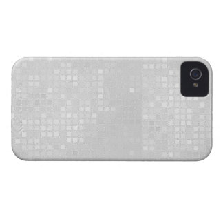 Silver Sequin Effect Phone Cases iPhone 4 Case
