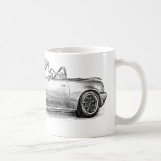 Silver Shadow MX5 Coffee Mug