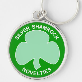 Silver Shamrock Novelties Halloween Keychain