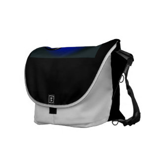 Silver Shark Courier Bags