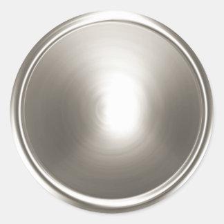 Silver Shiny Envelope Seal
