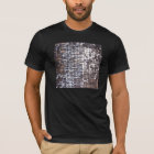Silver Sparkling Sequin Look T-Shirt