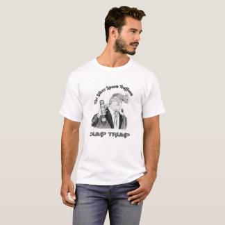 Silver Spoon Buffoon XL T - DUMP TRUMP T-Shirt