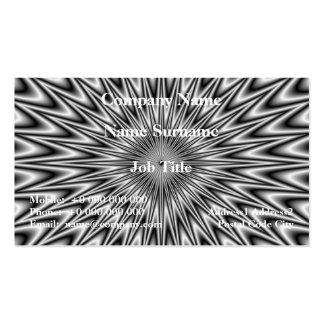 Silver Square Business Card Pack Of Standard Business Cards