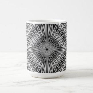 Silver SquareMug Classic White Coffee Mug