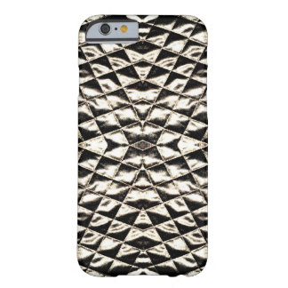 Silver Squares iPhone 6/6s Case