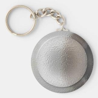 Silver Star key ring