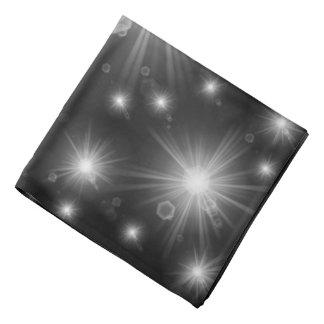 silver stars bandana