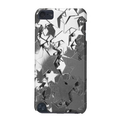 Silver Stars iPod Touch Case
