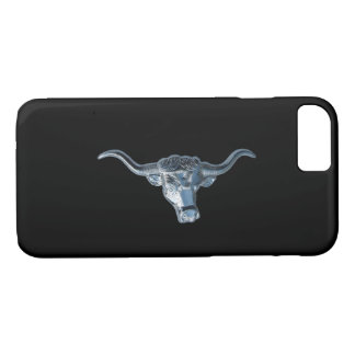 Silver Steer iPhone 8/7 Case