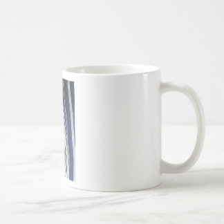 Silver Stems Basic White Mug