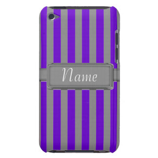 Silver stripes ipod Touch Speck Case iPod Touch Case-Mate Case