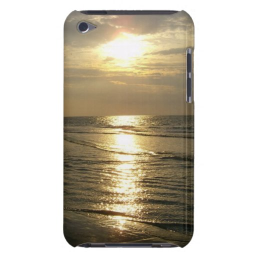 Silver Sunrise Case-Mate iPod Touch Case