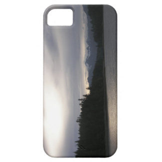 Silver Sunset at Haida Gwaii Still Water Majesty iPhone 5 Cover
