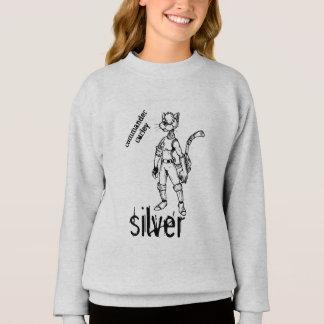 """Silver"" Sweatshirt"