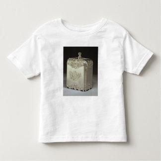 Silver tea canister by Paul de Lamerie Toddler T-Shirt