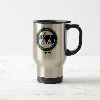 Silver Travel Mug