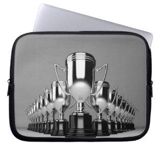 Silver Trophys 2 Laptop Sleeve