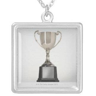 Silver Trophys Silver Plated Necklace