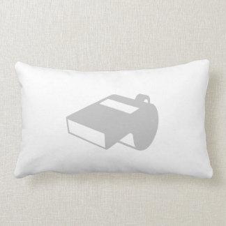 Silver Whistle Pillows