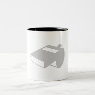 Silver Whistle Coffee Mug